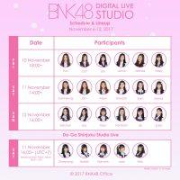 BNK48 DigitalLiveStudio