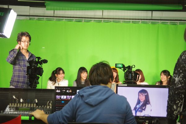 BNK48 facebook live in Tokyo