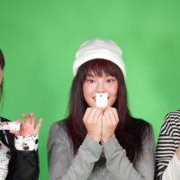 Cherprang BNK48 facebook live in Tokyo