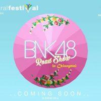 BNK48 Road Show in Chiangmai