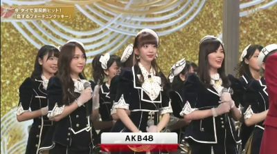 Bnk48 Akb48とnhk紅白歌合戦で 恋するフォーチュンクッキー を熱唱
